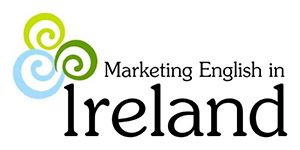 Marketing English Ireland Logo
