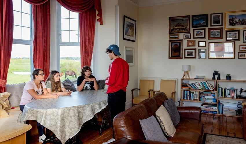 english-and-equestrian-horse-riding-camp-in-ireland houses