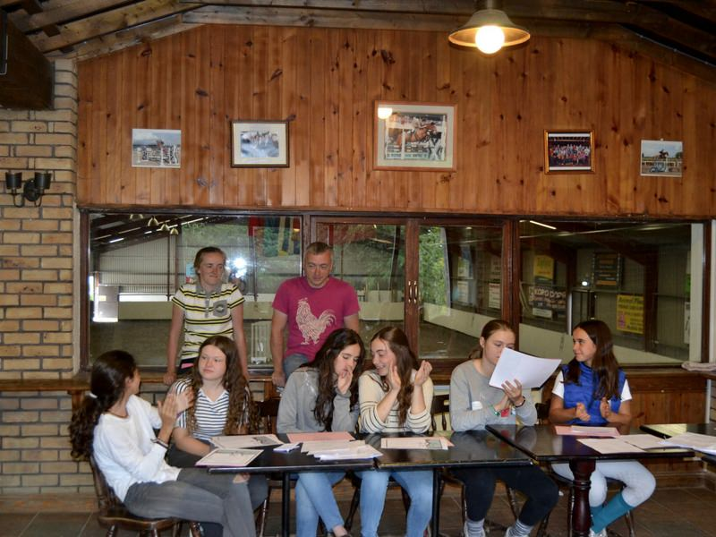 english lessons at equestrian camps ireland airlinguee