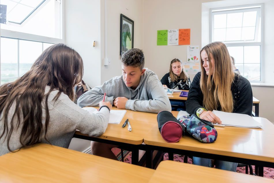 english lessons at equestrian camps ireland